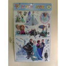 B4 Border 10cm x 10M Wallpaper Sticker Dinding. Source · Sticker Dinding Karakter Animasi Frozen 5D