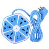 Promo Toko Stop Kontak Usb Hexagon Socket 4 Usb 4 Colokan Kabel Terminal Cable