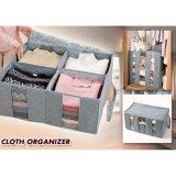 Katalog Storage Box 4 Sekat 4 Sisi Cloth Organizer Terbaru