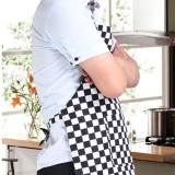 Jual Garis Oto Apron Dengan 2 Saku Juru Masak Pelayan Dapur Masak Baru Alat Intl Not Specified
