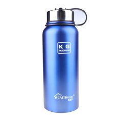 Harga Stylish Stainless Steel Portable Outdoor Mug Olahraga Botol Air 800 Ml Kapasitas Vacuum Thermo Flask Bachelor Thermo Cup Dan Spesifikasinya