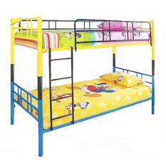 Success Furniture Ranjang Tidur Besi Sorong Model Lavender Merah