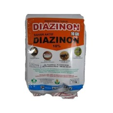 Sumber Plastik - Obat Pertanian Pembunuh Serangga Insektisida DIAZINON 10GR [1 Kg]