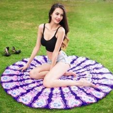 Toko Musim Panas Print Beach Hippie Yoga Mat Handuk Bohemian Permadani Selendang Internasional Lengkap