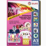 Spesifikasi Sun Kertas Sublime Max Paper A3 110 Gsm Paling Bagus