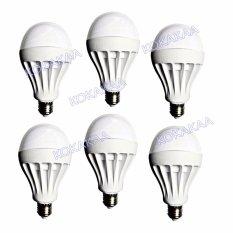 Dapatkan Segera Sunfree Bohlam Led Bulb Cool White 7 Watt Bundle 6 Pcs
