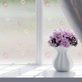Jual Sunshop 60 200 Cm Warna Bubble Waterproof Kaca Sticker Bath Door Window Film Pribadi Kamar Tidur Dekorasi Rumah Intl Grosir
