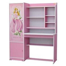 Super Meja Belajar Anak Besar 1035 Pink - Khusus Jabodetabek