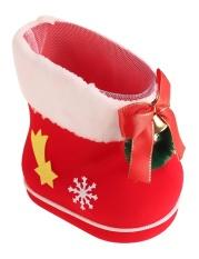 Supercart Sepatu Bot Permen Kumpulan Kaos Kaki Hadiah Natal Pohon Natal Tas Dekorasi Ruangan Anak-anak Santa Baru (...)-Intl