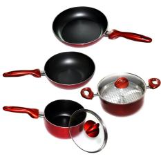 Supra Rosemary Cookware Set 7pcs