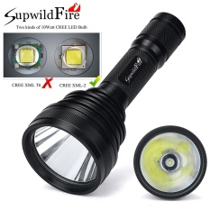 Supwildfire Xlamp Xm L2 U3 Led 5 Mode 18650 Flashlight Torch Light Lamp Intl Tiongkok Diskon