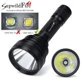 Toko Supwildfire Xlamp Xm L2 U3 Led 5 Mode 18650 Flashlight Torch Light Lamp Intl Oem Di Tiongkok