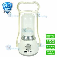 Harga Surya Bima Ltp 5W Bulb Led Petromak Emergency Lamp Light Led With Dimmer Switch Rechargeable 4 Hours Surya Terbaik
