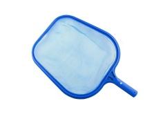 Kolam Renang Skimmer Daun Rake Mesh Net Bingkai Cleaner Cleaning Spa Alat Kit-Internasional