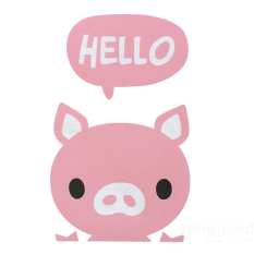 Switch Sticker Hello Babi Kecil Removable Wall Decor-Intl