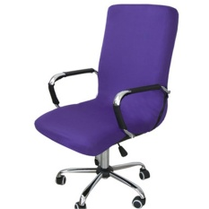 Jual Swivel Computer Chair Cover Stretch Office Armchair Protector Seat Decoration Chair Is Not Included Intl Branded