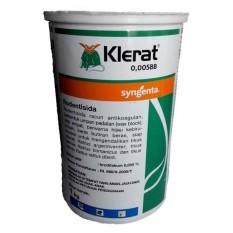 Beli Syngenta Klerat 0005 Bb Rodentisida Antikoagulan Racun Tikus 1000 Gram Di Indonesia
