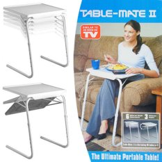 Table Mate II - Meja Lipat Portable Serba Guna Laptop Makan U