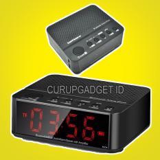 Taffware Jam weker Digital dengan Speaker Bluetooth KD-66
