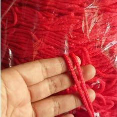 Tali Kur Warna Merah - 800 gr