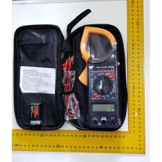 Tang Ampere Multimeter Digital Clamp Meter MY266 Nankai sekelas DT3266L