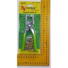 Tang Pembolong 6 in Mata Ayam Eyelet Plier NANKAI skls Sellery prohex