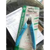 Spesifikasi Tang Potong Santus Biru 5 Inchi Micro Nipper 109 Online