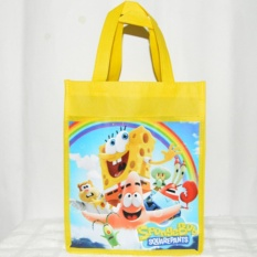 Tas Ulang Tahun Anak Spongebob