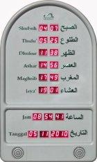 Ulasan Lengkap Tentang Qal Tauqoly Tq 05 Pp 29X48 Jam Digital Waktu Shalat Otomatis Sesuai Selama 100 Tahun