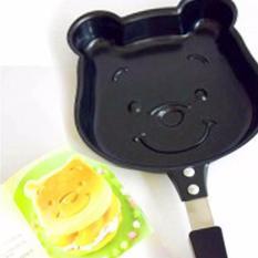 Teflon Mini Karakter / Panci penggorengan kecil - Winnie The Pooh