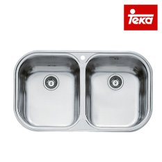 Jual Teka Kitchen Sink Tipe Stylo 2B Stainless Steel With Accessories