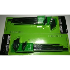 Tekiro Kunci L Hex Key Long Set Terbaru