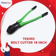 Tekiro Bolt Cutter 18 Inch / Gunting Besin Beton / Gunting Potong Besi