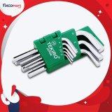 Diskon Tekiro Kunci L Set 8 Pcs Hex Key Short 2 10 Mm Branded