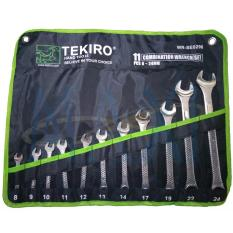 Review Terbaik Maxitools Tekiro Kunci Ring Pas Set Ukuran 8 24 Mm 11 Pcs