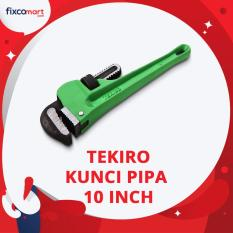 Jual Tekiro Pipe Wrench Kunci Pipa 10 Inch Satu Set