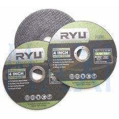 Harga Maxitools Tekiro Ryu Cutting Wheel 4 X 1 2 Mm Batu Gurinda Potong 4 Inch X 1 2 Mm 20 Pcs 1 Pack Tekiro Ryu Ori