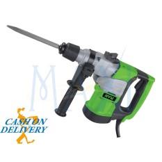 MAXITOOLS - TEKIRO RYU Rotary / Demolition Hammer Drill 32 mm - Mesin Bor Rotary Hammer 32 mm - RRH 32