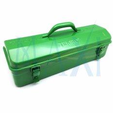 Harga Maxitools Tekiro Tool Box Besi 41 Cm X 15 Cm X 12 5 Cm Fullset Murah