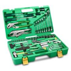 Harga Hemat Tekiro Tool Set Mekanik 100 Pcs Koper Plastik