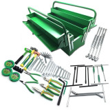 Model Tekiro Tool Set Mekanik Automotive 50 Pcs Metal Box Terbaru