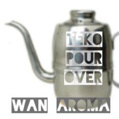Teko Ketel Pour Over Latina 425 Ml Bonus Spc Kopi Seduh! - Mqyfcf