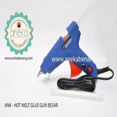 Tembakan Lem Lilin Besar ON/OFF 60 W (Glue Gun)