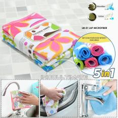 Ultimate Lap Microfiber 5in1 / IM HL LM-01 LAP MICROFIBER 5in1 FULL COLOUR