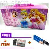 Harga Tempat Kotak Pensil Karakter Princess Dengan Kode Cewek Free Penghapus Pensil No Brand Ori
