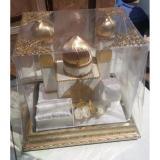 Harga Tempat Perhiasan Mahar Pernikahan Model Masjid 1 Pcs Online