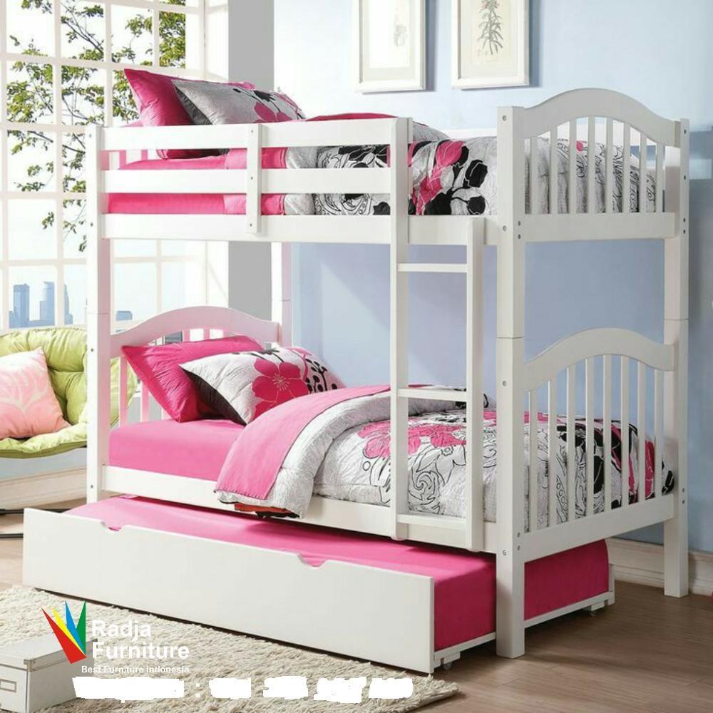 tempat tidur anak. tingkat