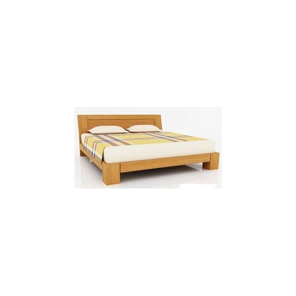 Tempat Tidur Minimalis Bold Jati Jepara