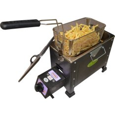 Dimana Beli Tenno Fry 133 Tr Penggorengan Deep Fryer Gas Tenno Gas