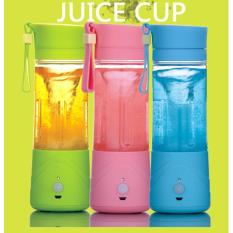 Terbaru dan Terlaris !!! Shake N Take Portable Blender Juice Cup Mini Electric 400ML